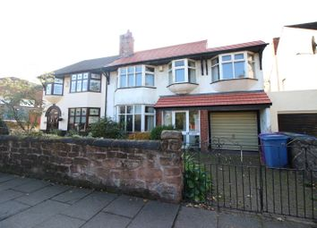 Thumbnail 4 bed semi-detached house for sale in Leyfield Road, Liverpool, Merseyside