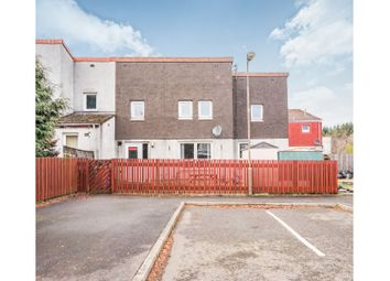 Thumbnail 4 bedroom end terrace house for sale in Moncrieff Way, Livingston