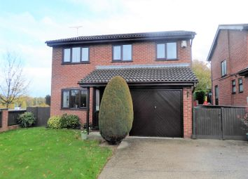 Thumbnail 4 bed detached house for sale in Avondale Grove, Wrexham