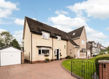 Thumbnail 5 bed semi-detached house for sale in Marchfield Avenue, Paisley, Renfrewshire, .