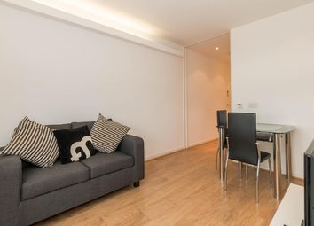 Thumbnail 1 bed flat to rent in The Cube West, Wharfside Street