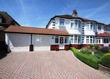 Thumbnail 3 bed semi-detached house for sale in Grosvenor Road, Petts Wood, Orpington