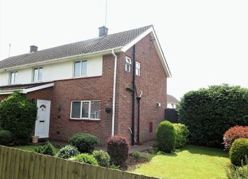 Thumbnail 3 bed semi-detached house for sale in Edinburgh Close, Banbury
