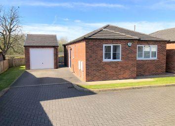 2 bed detached bungalow for sale in Ash Close, Somercotes, Alfreton DE55