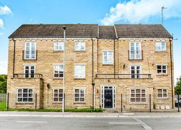 Thumbnail 2 bed flat for sale in Drysdale Fold, Ferndale, Huddersfield