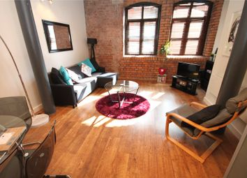Thumbnail 1 bed flat to rent in Worsley Mill, Blantyre Street, Manchester