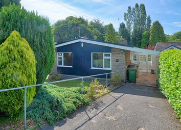 Thumbnail 3 bed bungalow for sale in Beechwood Road, Dronfield
