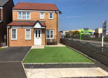 3 bed detached house for sale in Wellesley Drive, Blyth NE24