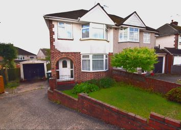 3 bed semi-detached house for sale in Barons Croft, Cheylesmore, Coventry CV3