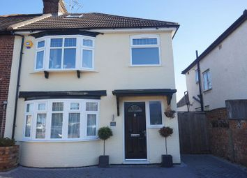 Thumbnail 3 bed semi-detached house for sale in St Albans Road, Watford