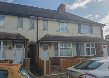 Thumbnail 2 bed terraced house for sale in Park Road, Wigston