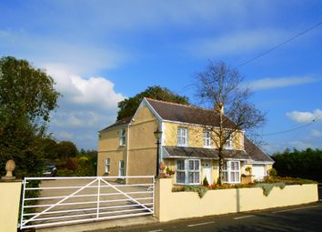 Thumbnail 5 bed detached house for sale in Cottage, Llannon, Llanelli, Carmarthenshire, West Wales