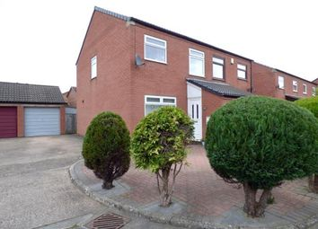 Thumbnail 3 bed semi-detached house for sale in Gosling Drive, Carlisle, Cumbria