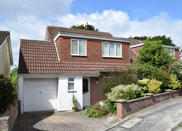 Thumbnail 3 bed detached house for sale in Gorse Hill Close, Poole