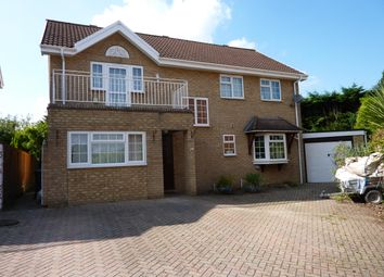Thumbnail 5 bed detached house to rent in Bluebell Road, Lindford