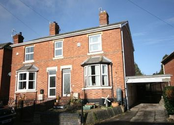 Thumbnail 3 bed semi-detached house for sale in Wilton Road, Barnards Green, Malvern