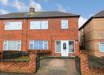 Thumbnail 3 bed semi-detached house for sale in Hamstel Road, Southend-On-Sea, Essex