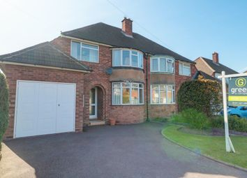 3 bed semi-detached house for sale in Wakefield Close, Sutton Coldfield B73