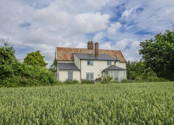 Thumbnail 3 bed detached house for sale in Elmsett, Suffolk