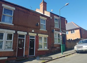 Thumbnail 3 bed terraced house to rent in Hogarth Street, Nottingham