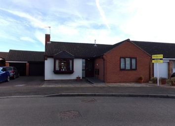 Thumbnail 2 bed bungalow for sale in Price Way, Thurmaston, Leicester, Leicestershire