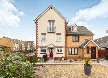 Thumbnail 4 bedroom town house for sale in Gwennol Y Mor, Barry