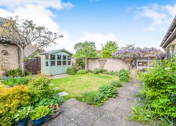 Thumbnail 2 bed detached bungalow for sale in Sondes Close, Oundle, Peterborough