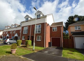 Thumbnail 4 bed semi-detached house for sale in Woodmans Crescent, Honiton, Devon