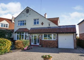 Thumbnail 4 bed detached house for sale in Nook Road, Scholes