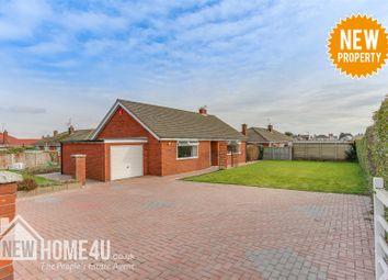 Thumbnail 3 bed detached bungalow for sale in Caernarvon Close, Shotton, Deeside