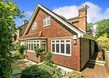 Thumbnail 4 bed detached house for sale in Oaks Road, Kenley, Surrey