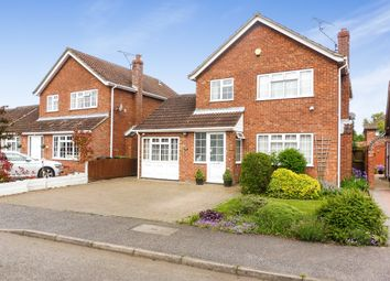 Thumbnail 3 bedroom detached house for sale in Breton Close, Toftwood, Dereham