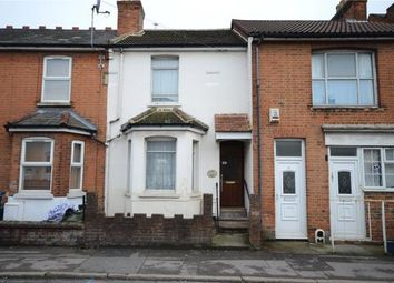 Thumbnail 3 bed terraced house for sale in Grosvenor Road, Aldershot, Hampshire
