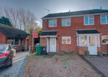 Thumbnail 3 bed semi-detached house for sale in Thorpefield Drive, Leicester