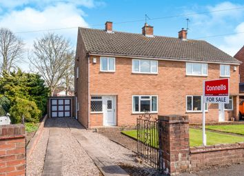Thumbnail 3 bed semi-detached house for sale in Bramall Lane, Holmcroft, Stafford