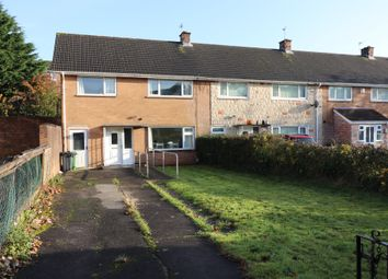 Thumbnail 3 bedroom end terrace house for sale in Caerau Road, Cardiff