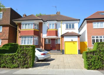 Thumbnail 4 bed detached house for sale in Allington Road, London