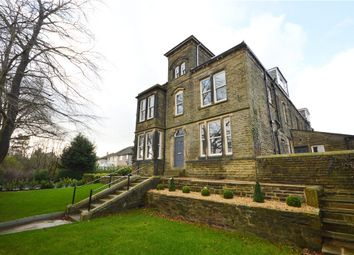Thumbnail 2 bed flat to rent in Apt 1 Marlborough House, Bradford Road, Menston, Ilkley