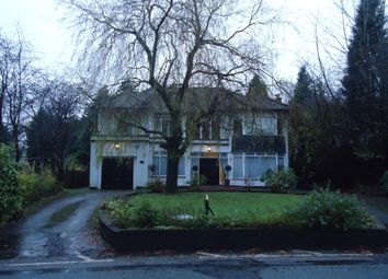 Thumbnail 5 bed detached house to rent in Ringley Road, Whitefield, Manchester