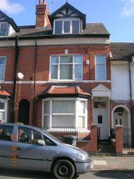 Thumbnail 7 bed terraced house to rent in Kimberley Road, Leicester