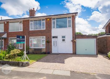 Thumbnail 3 bedroom semi-detached house for sale in New Heys Way, Bolton