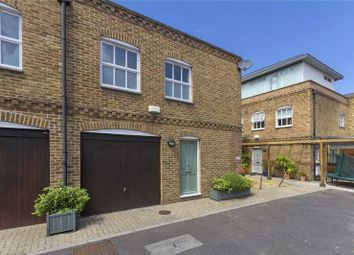 Thumbnail 2 bed mews house to rent in Restoration Square, Battersea, London