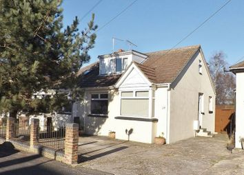 Thumbnail 3 bed property for sale in Victoria Avenue, Widley, Hampshire