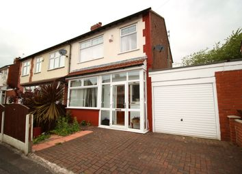 3 bed semi-detached house for sale in Woodhall Road, Reddish, Stockport, Cheshire SK5