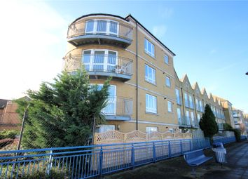Thumbnail 2 bed flat for sale in Wharfside Close, Erith, Kent