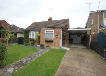 Thumbnail 2 bedroom detached bungalow for sale in Orchard Avenue, Hockley