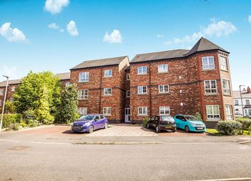 Thumbnail 2 bed flat for sale in Thomas Brassey Close, Chester