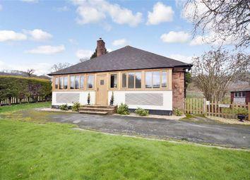 Thumbnail 3 bedroom detached bungalow for sale in Derwen Mead, Abermule, Montgomery, Powys