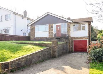Thumbnail 3 bedroom detached bungalow for sale in Warren Road, Orpington, Kent