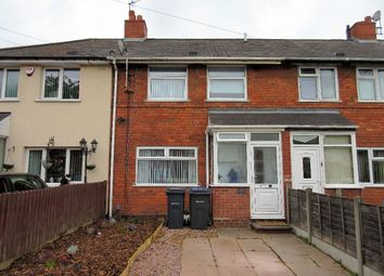 Thumbnail 2 bed terraced house for sale in Sunningdale Road, Birmingham